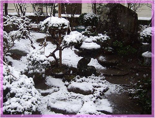 3月27日朝の雪003