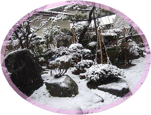 3月27日朝の雪002