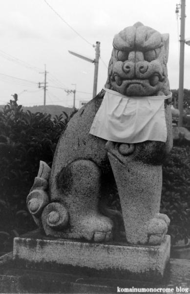 祟道(すどう)天皇社(奈良市西紀寺町)3