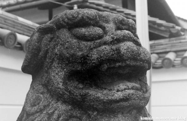 御霊神社(奈良市薬師堂町)2