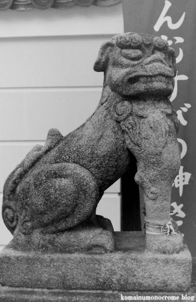 御霊神社(奈良市薬師堂町)3