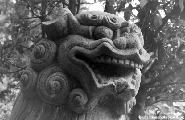 漢國(かんごう)神社(奈良市漢國町)2