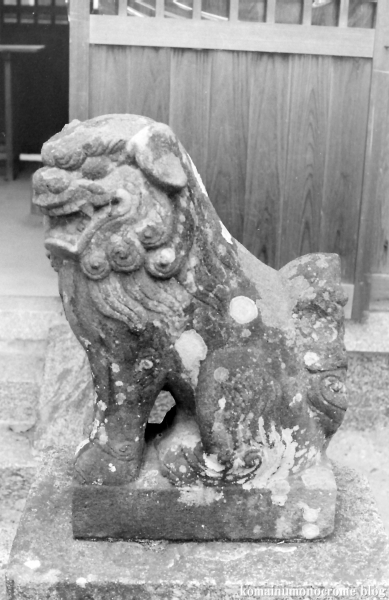 八阪神社(桜井市東新堂)1