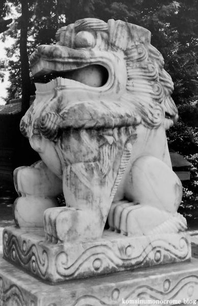 氷川神社(川越市古市場)1