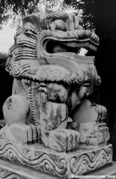 氷川神社(川越市古市場)3