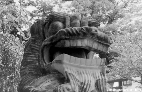 氷川神社(川越市古市場)2