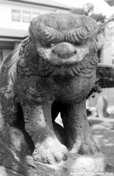 氷川神社(川越市古谷本郷上組)4