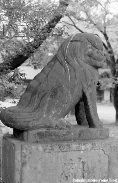 二ツ宮氷川神社(さいたま市西区二ツ宮)3