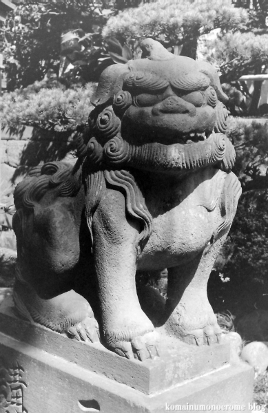 大鷲神社(足立区花畑)4