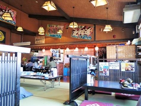 鏡山温泉食堂1♪