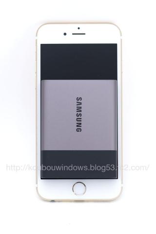 Samsung T3 SSD 5