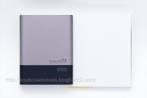 Samsung T3 SSD 6