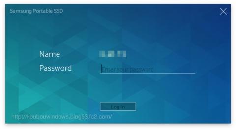 Samsung T3 SSD 11
