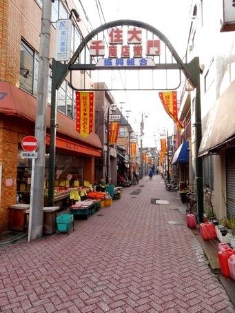 千住大門商店街04
