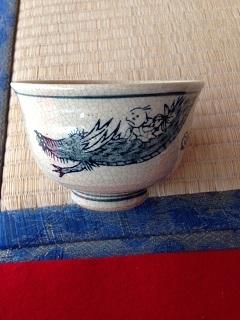 お抹茶茶碗~日本むかし話~