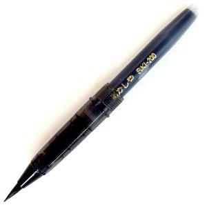 カートリッジ式黒ペン