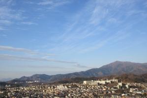 2月5日の大山