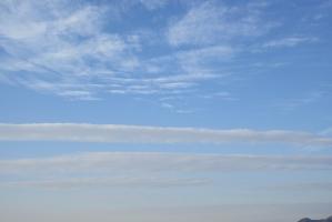 2月5日の雲