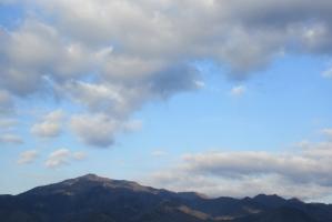 2月25日の空
