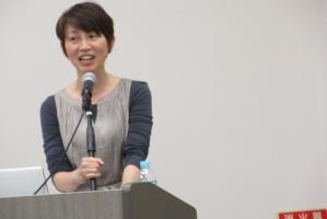 講師:中塚久美子さん
