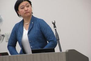 講師:徳武聡子さん