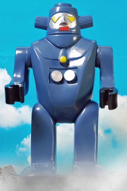 人間ロボット0101