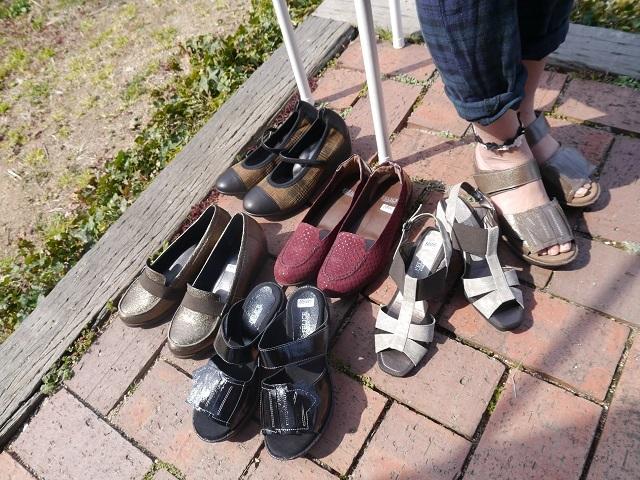 靴イベント3月