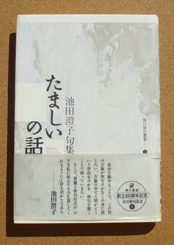 池田澄子 たましいの話 01