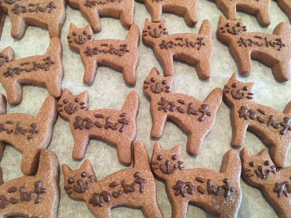 ねこクッキー2