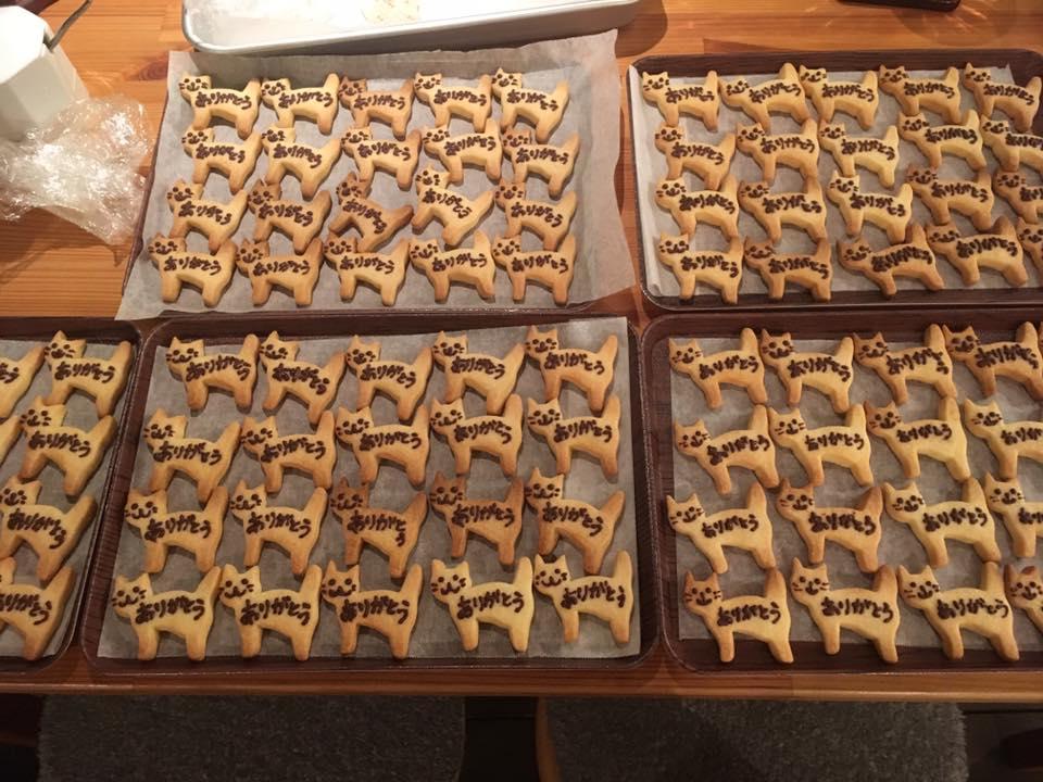 ねこクッキー3