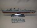 タカラ世界の艦船駆逐艦浜風組み立て2