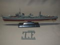 タカラ世界の艦船駆逐艦浜風組み立て3