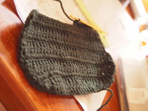 きなみちゃんの2枚目のセーター