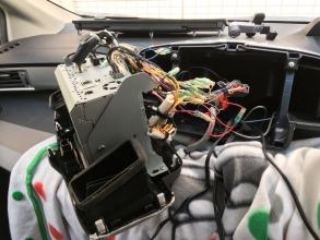 GWで大活躍♪ 夢の車載システムをフリードハイブリッドに搭載♪ 基本DIY(独力)で全てインテグレート♪