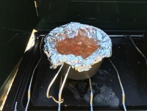 キャンプで鍋を洗わなくて済む方法!「アルミホイル」究極の活用方法♪