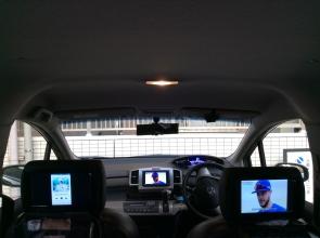 「カーナビ画面」や「後部座席のヘッドレストモニター」にワイヤレスでスマホYoutube動画を映す♪