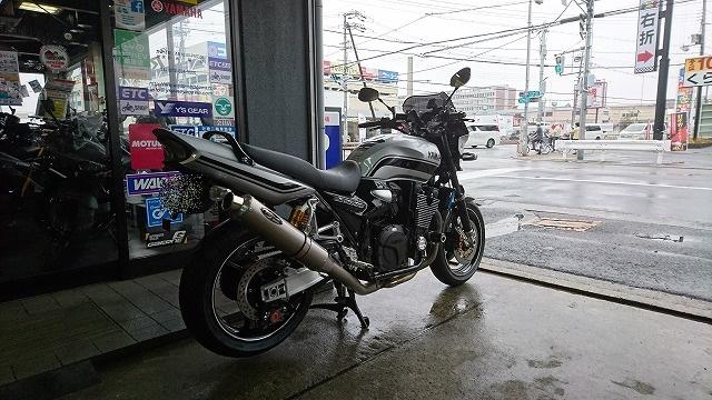 XJR納車0002