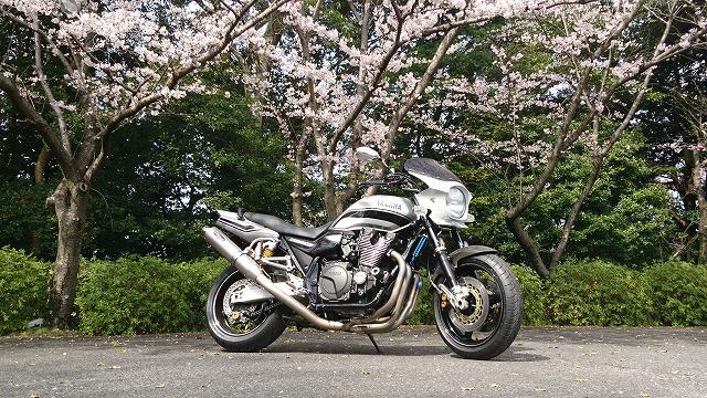 XJR慣らし 大津018