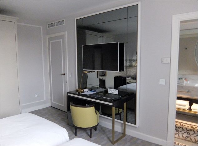 パリホテル10