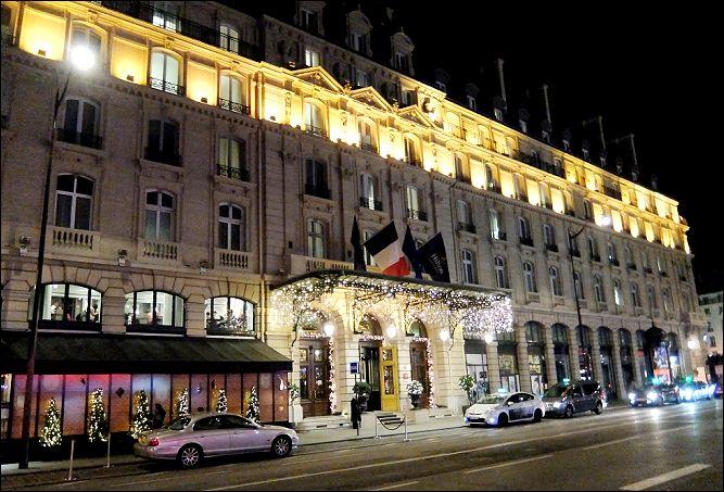 パリホテル16