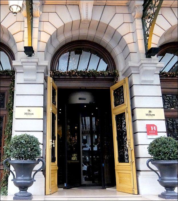 パリホテル19