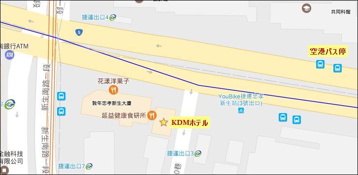KDMホテル22