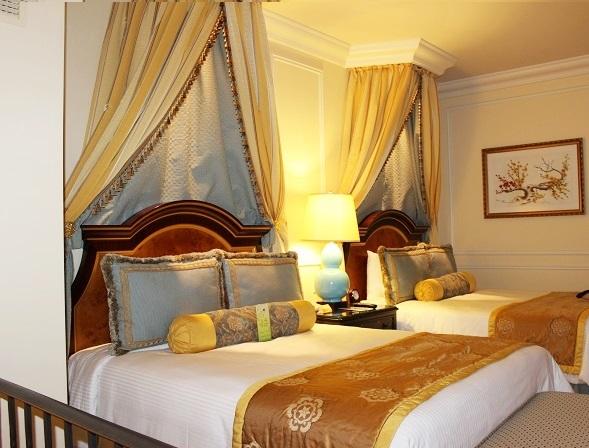 マカオ旅行03 ヴェネチアンホテル066