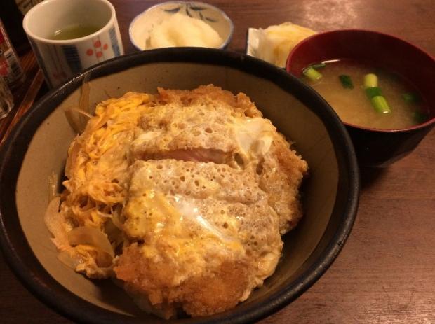 とき和カツ丼
