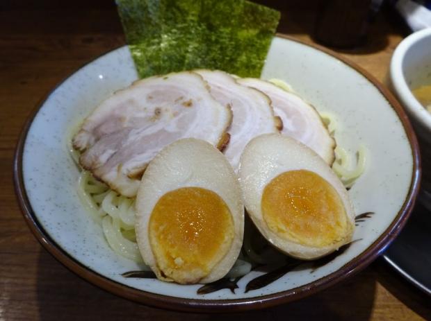 つけ麺@ふじ田 (2)