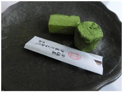 抹茶生チョコ3