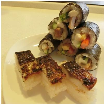 お昼お寿司1