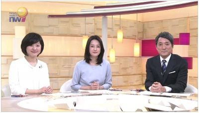 newswatch9 kouno sasakie