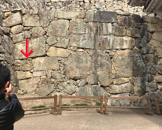 11_鏡石とハート石