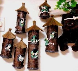 森の妖精ハウス